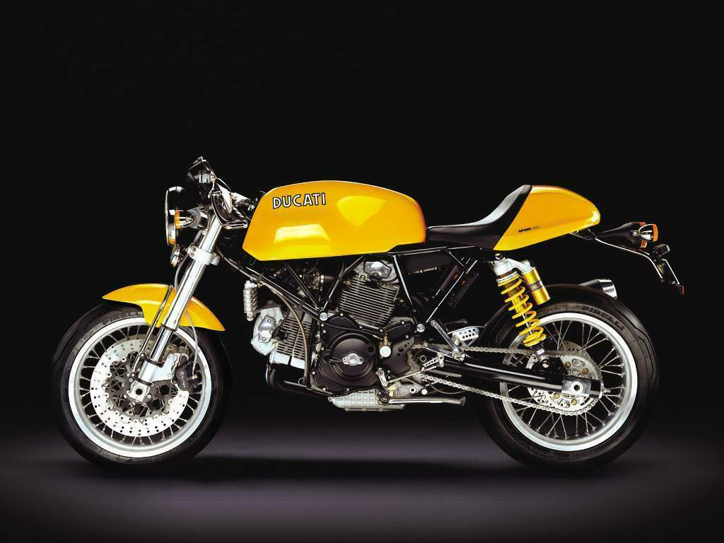 Ducati SportClassic Sport 1000 2006 wallpapers #11919