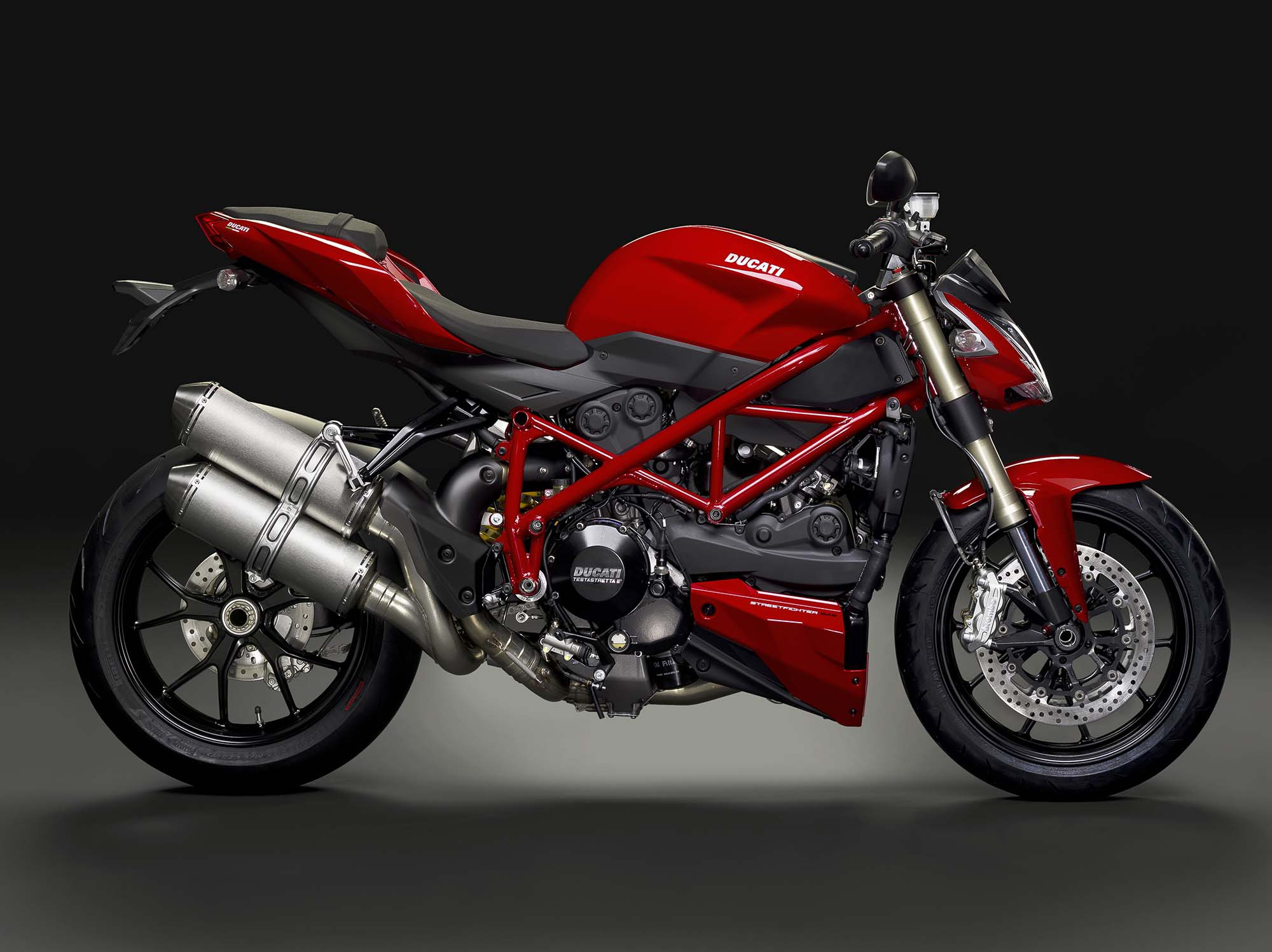 ... Ducati Streetfighter 848 Wallpapers #13410 ...