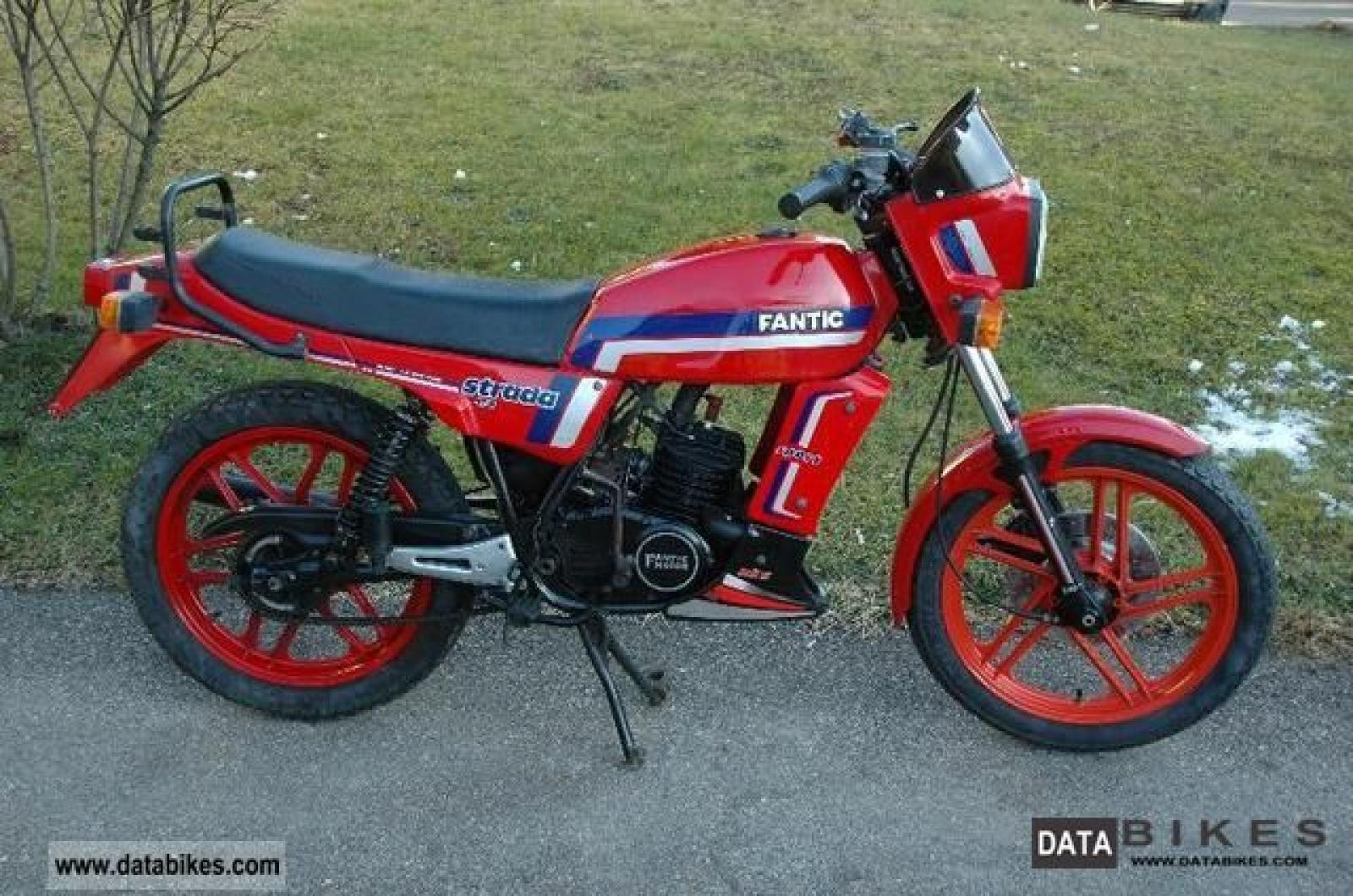 Fantic 125 Sport HP 1 1990 images #72390