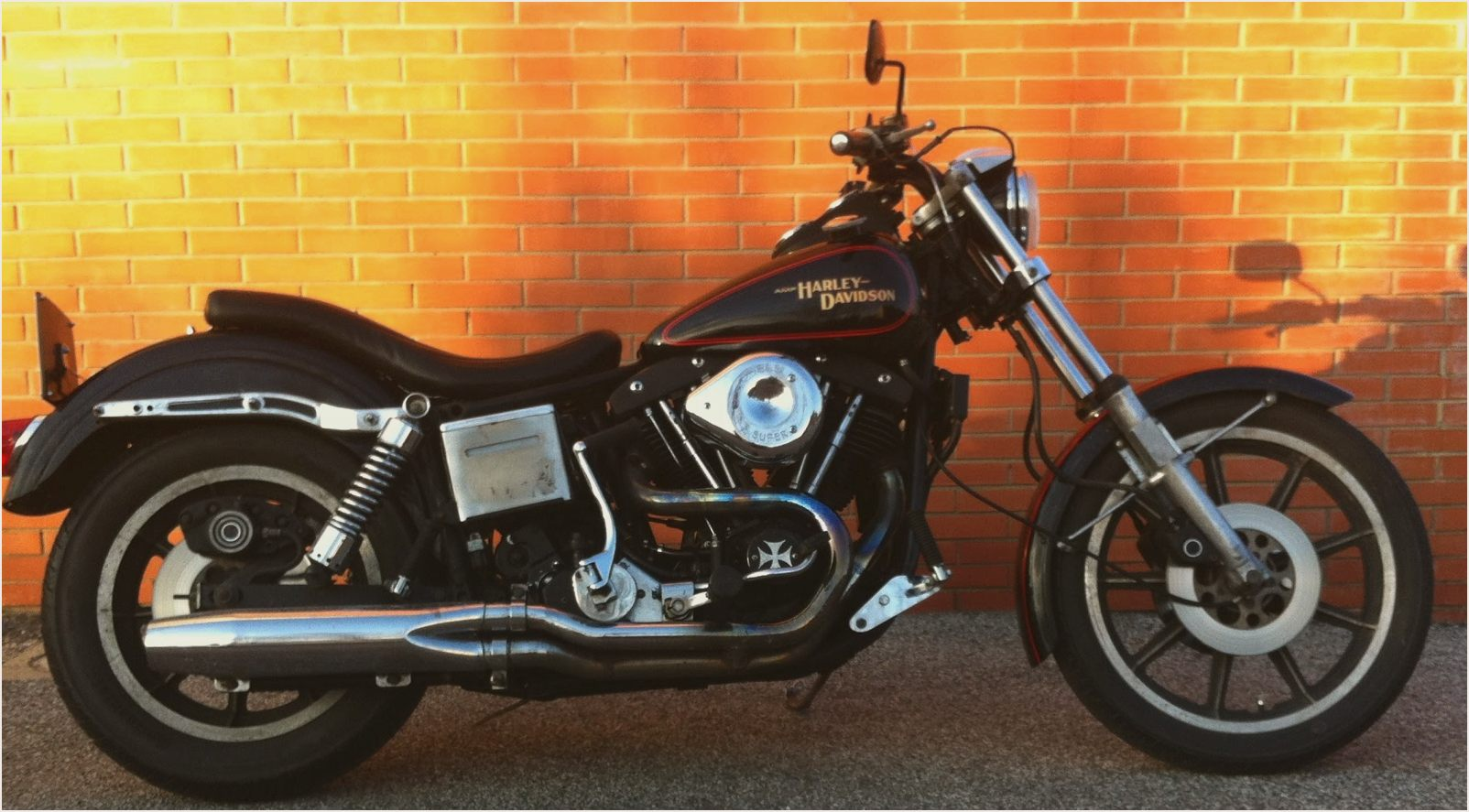 Harley-Davidson FXDL Dyna Low Rider 1999 pics #17187