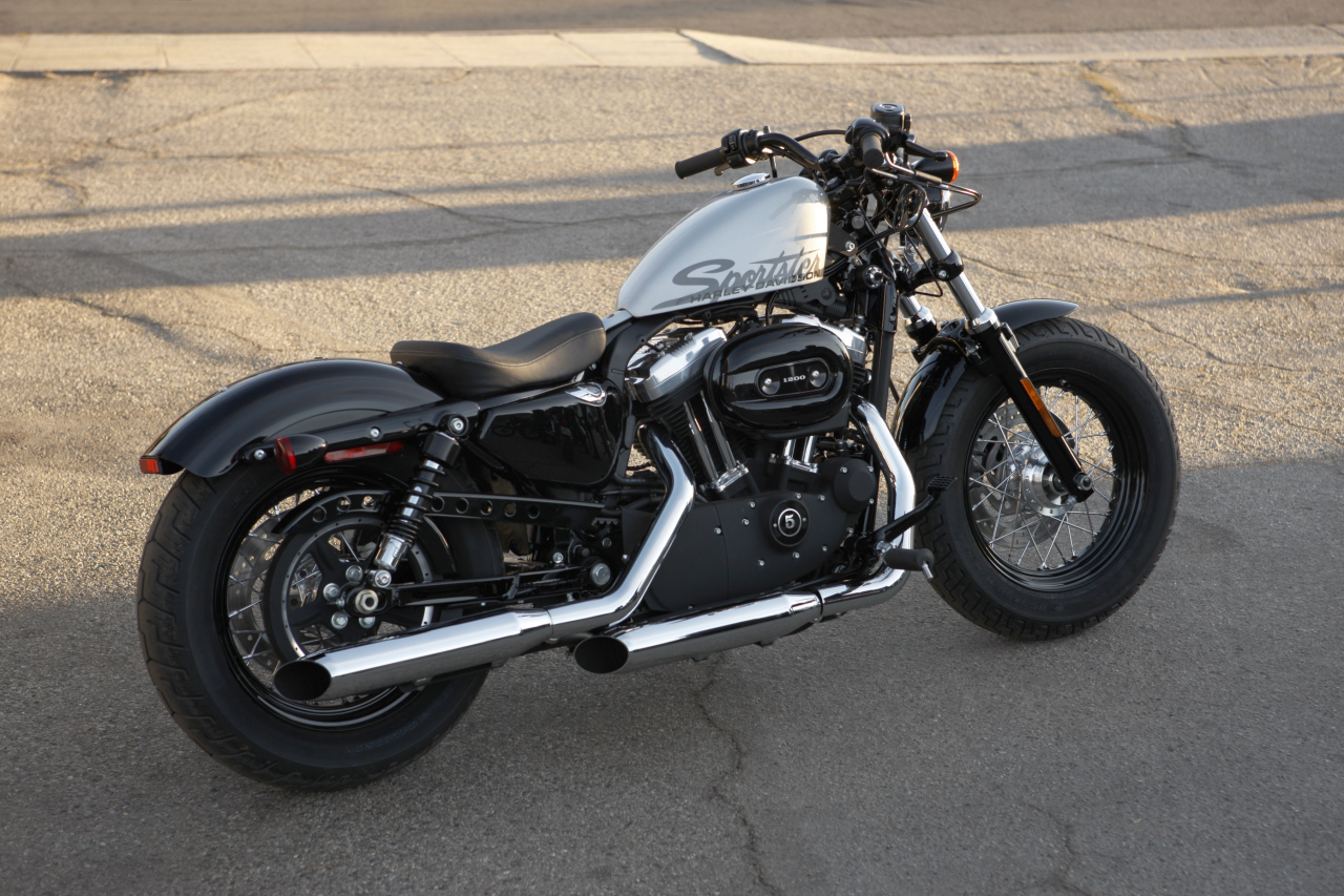 Harley-Davidson XL1200X Forty-Eight 2011 pics #19069