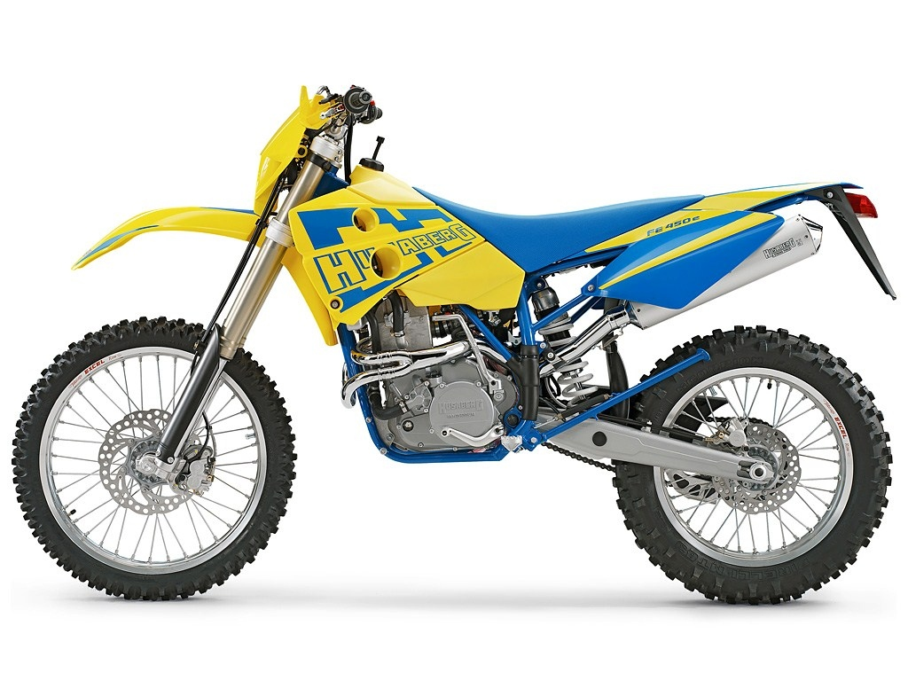 Husaberg FC 450 2005 wallpapers #176068