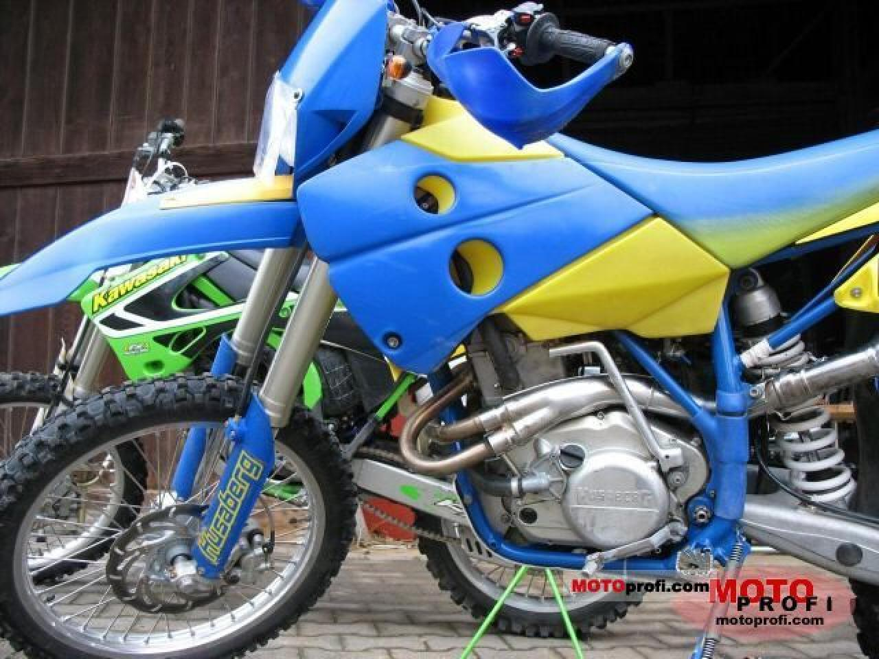 Husaberg FS 400 C 2002 wallpapers #137792