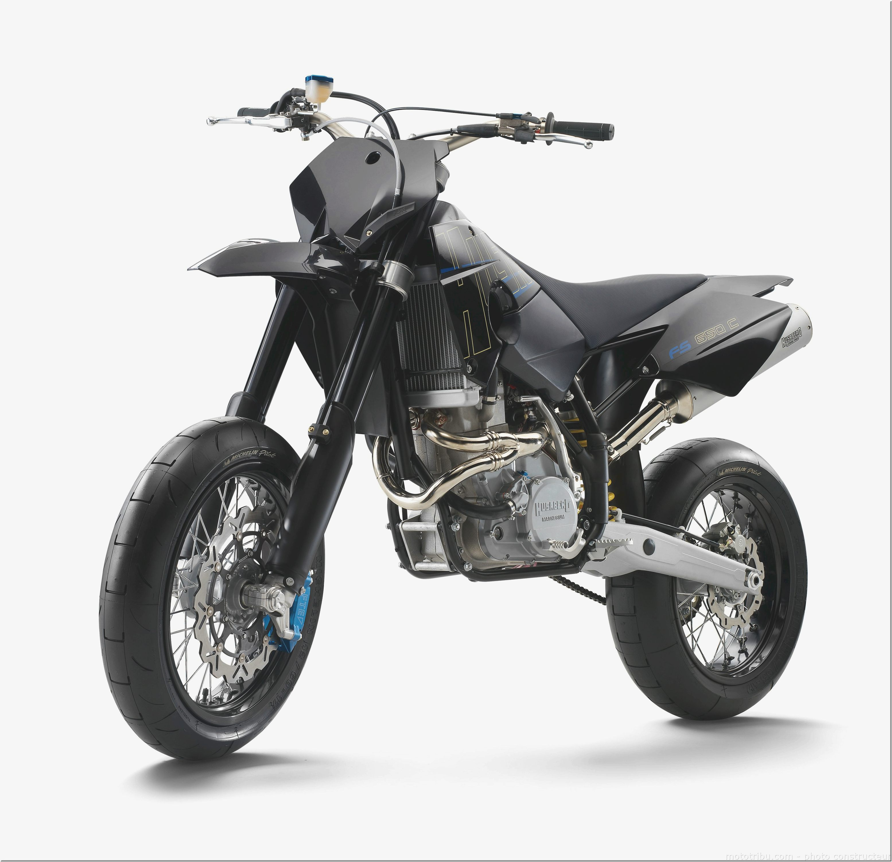Husaberg FS 450 E 2006 wallpapers #144640