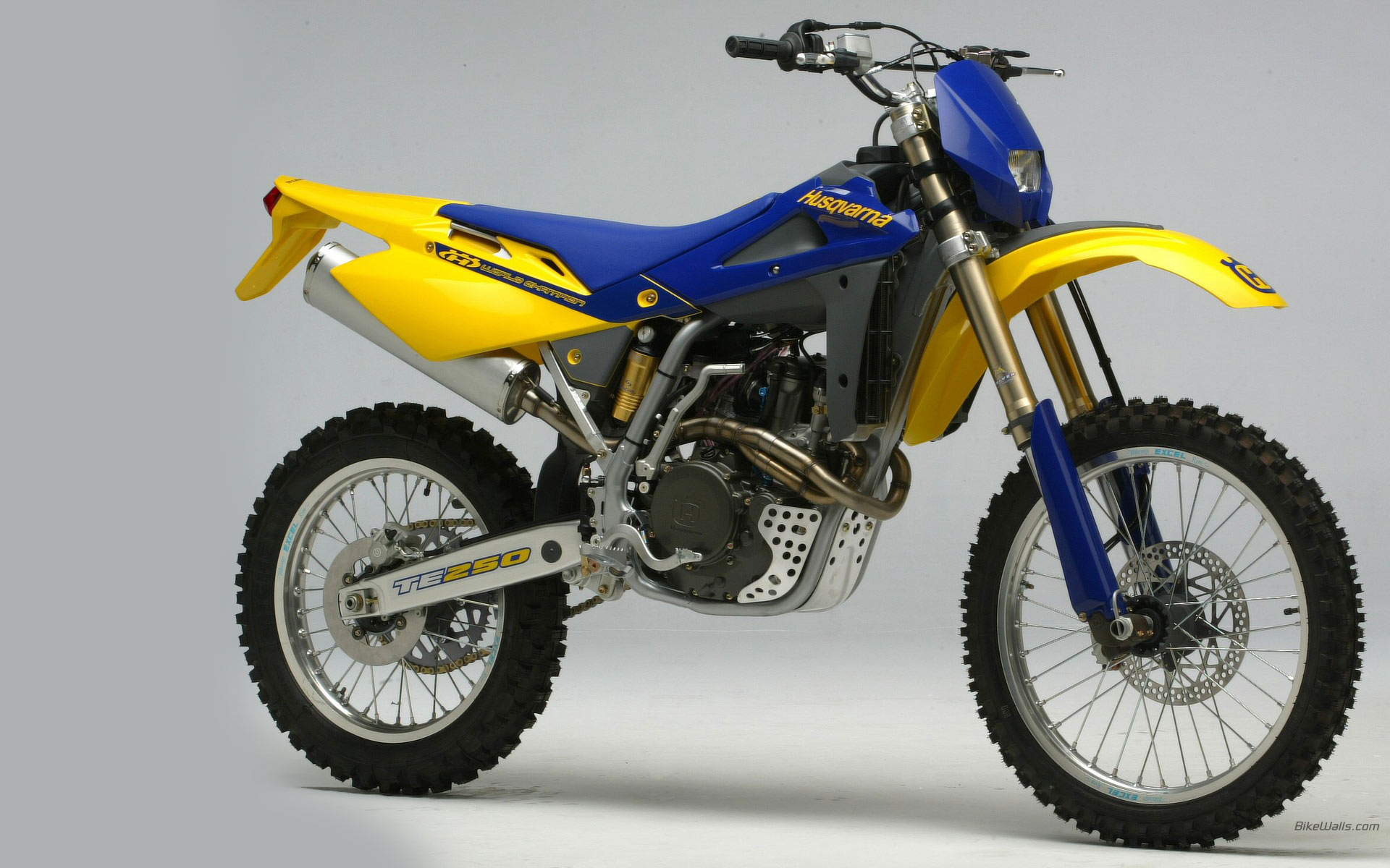 Husqvarna TE 250 2005 wallpapers #143053