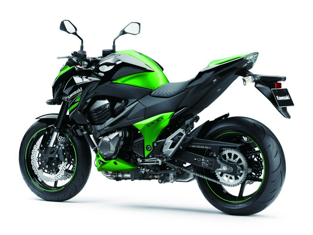 Kawasaki Z800 e version pics #35341
