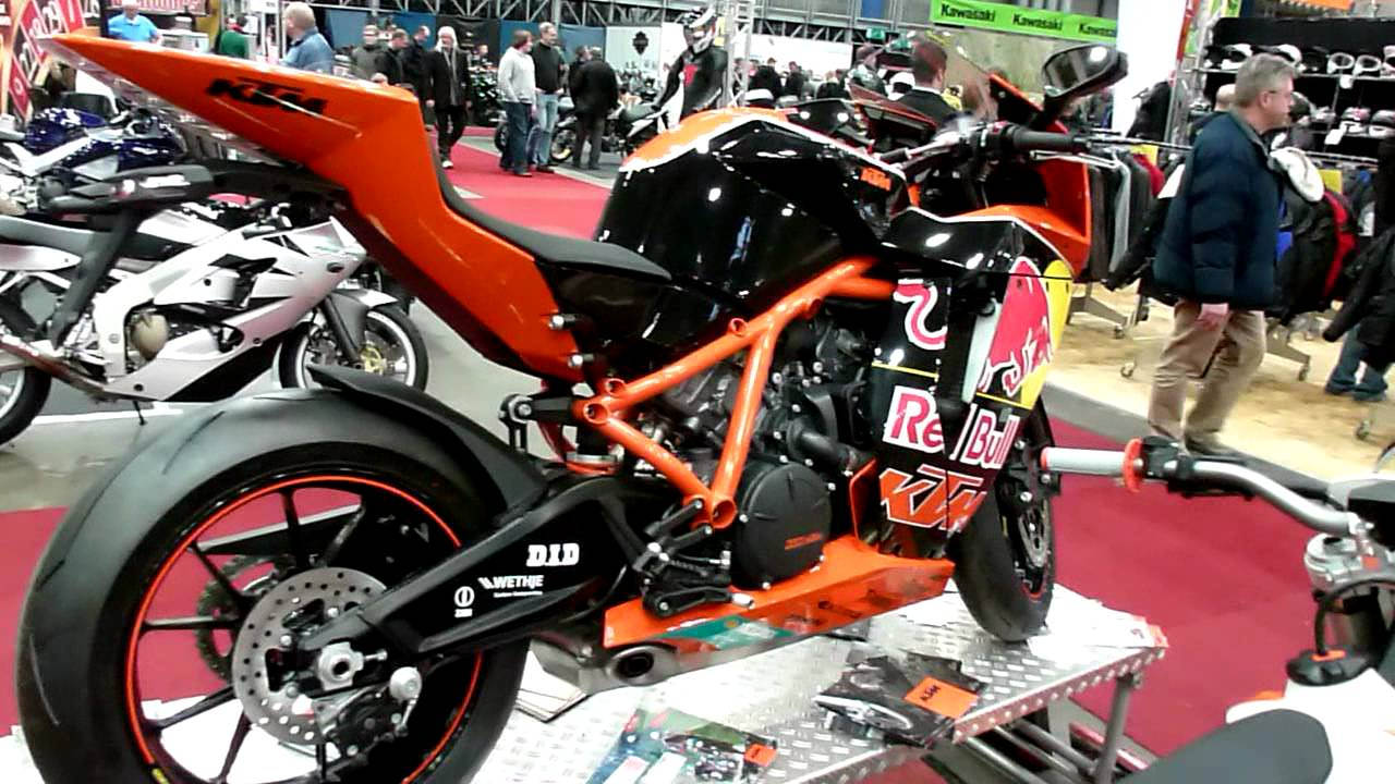 KTM 1190 RC8 R Red Bull Limited Edition 2010 images #86767