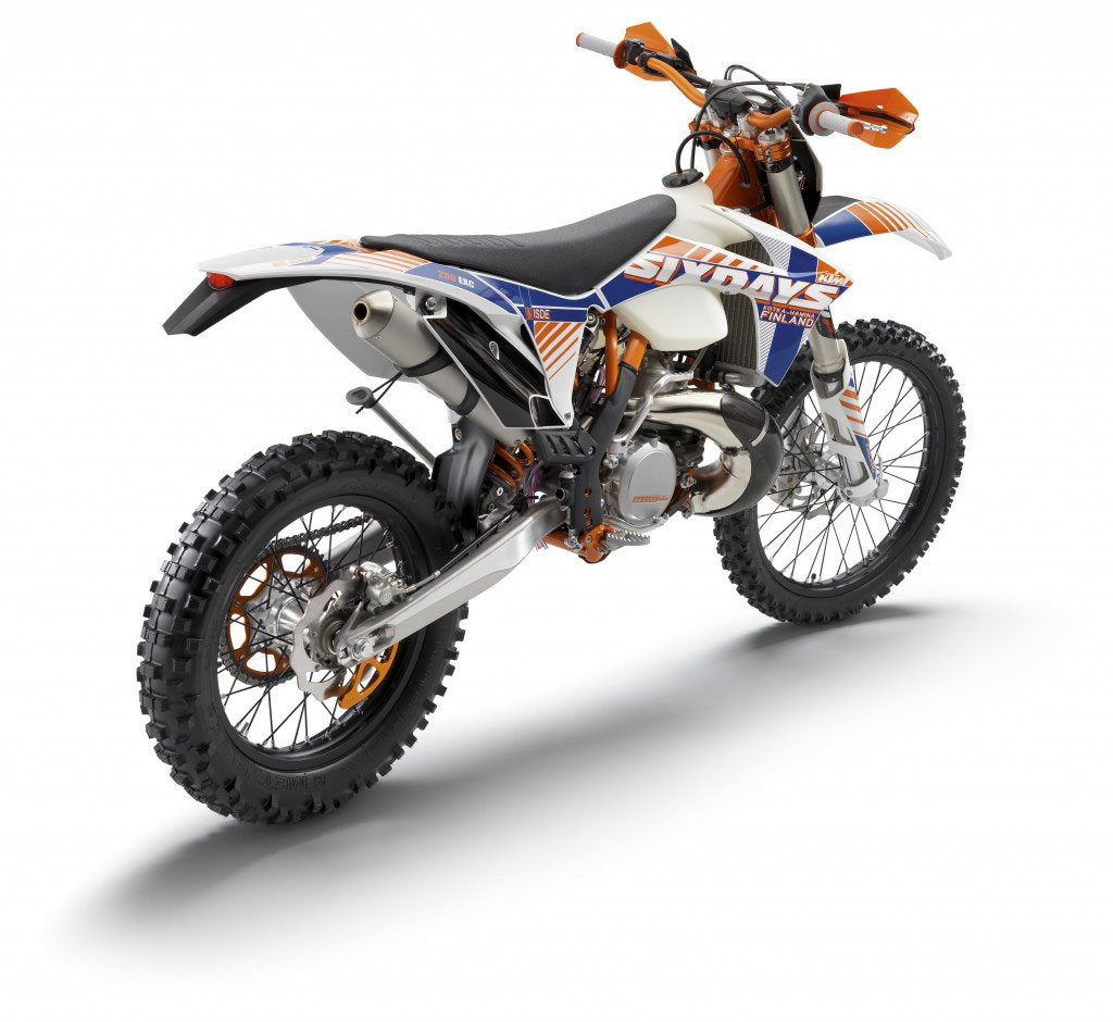 KTM 250 EXC-F SixDays 2011 wallpapers #161298