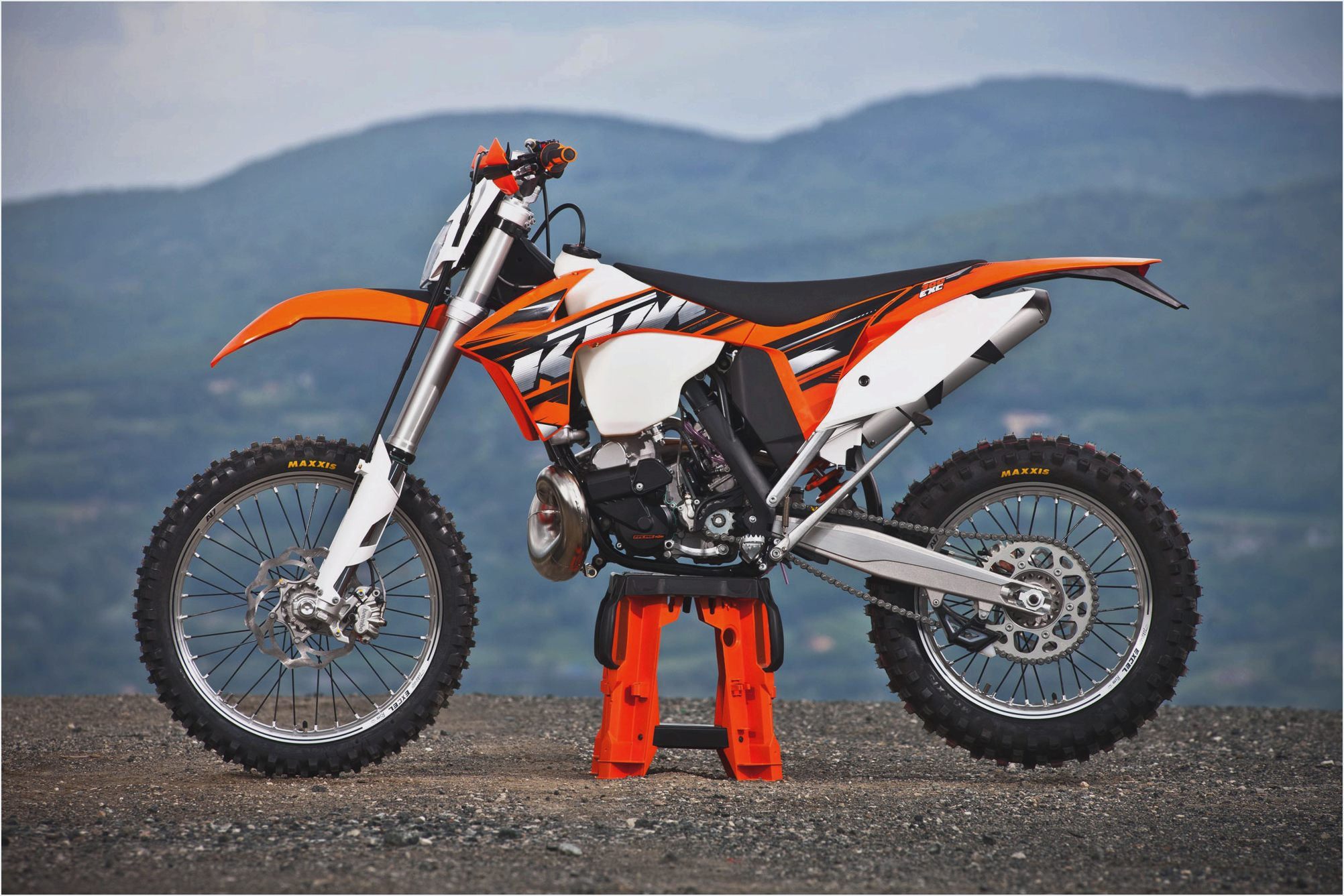 KTM 300 MXC 2002 images #85472