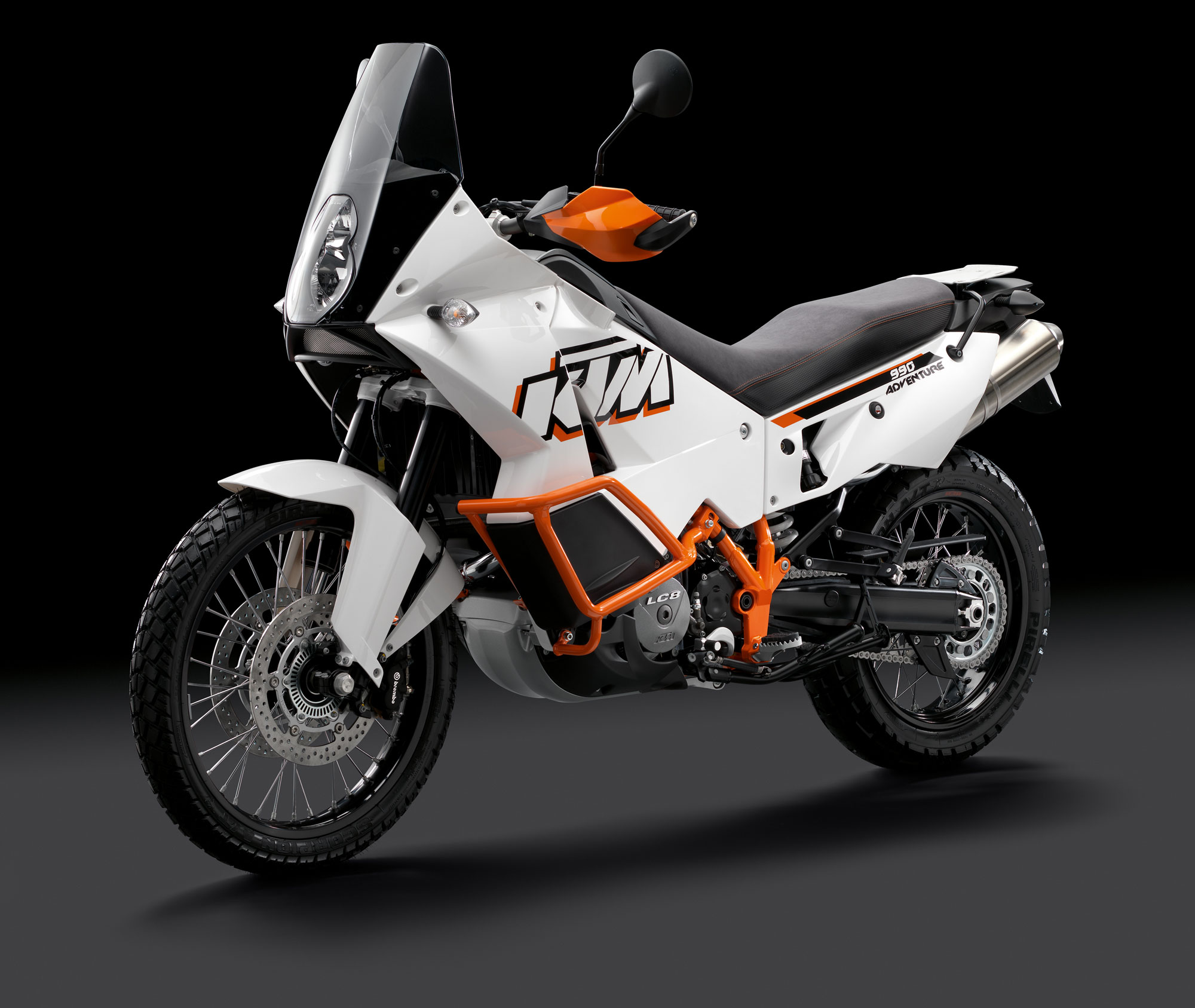 KTM 990 Adventure 2013 wallpapers #160406