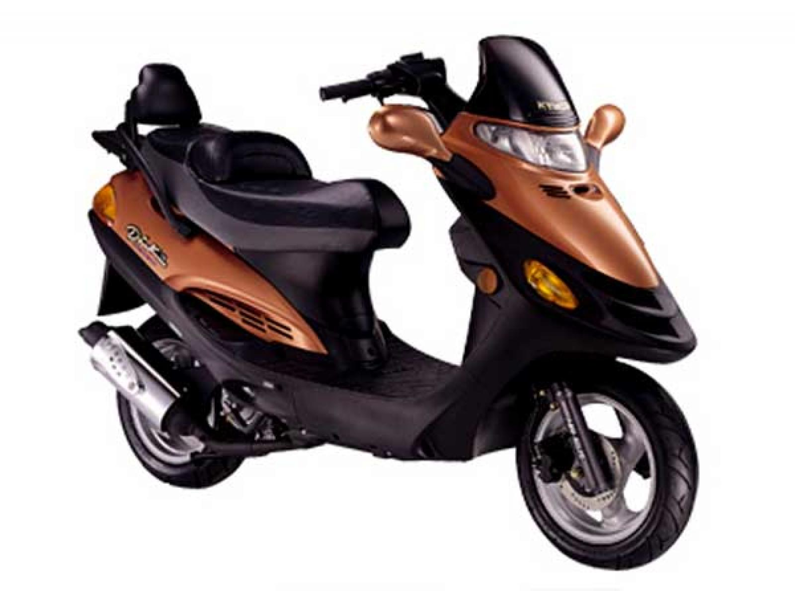 Kymco Heroism 150 1998 images #100852