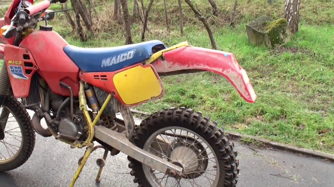 Maico GME 250 1985 images #102234