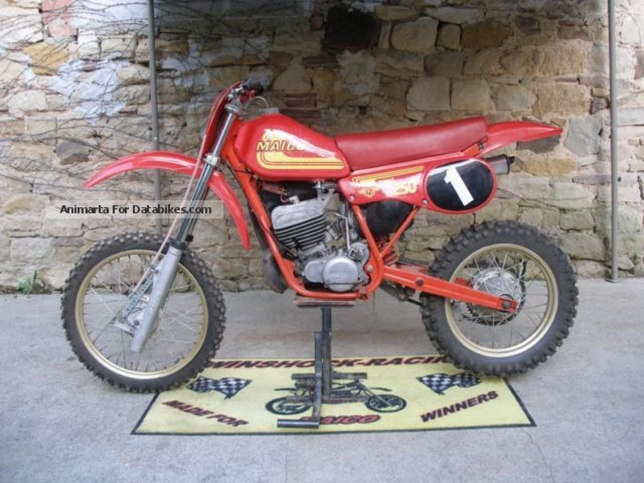 Maico MD 250 1971 images #102830