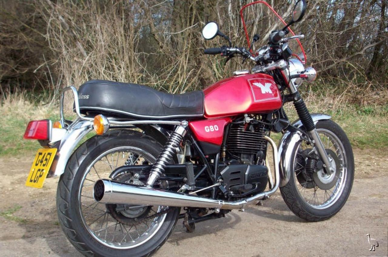 Matchless G 80 E 1989 images #104102
