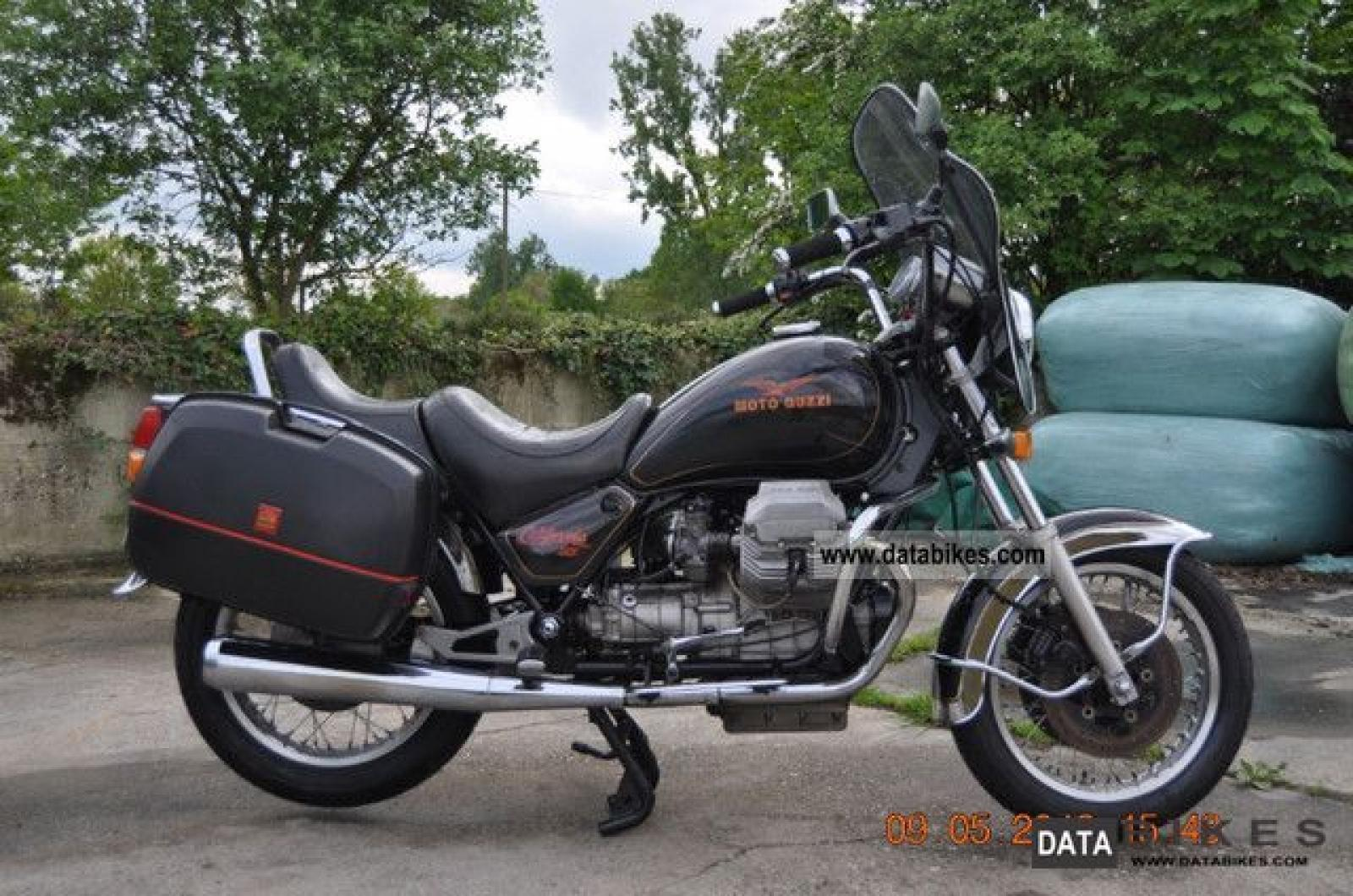 Moto Guzzi California III 1993 images #108668