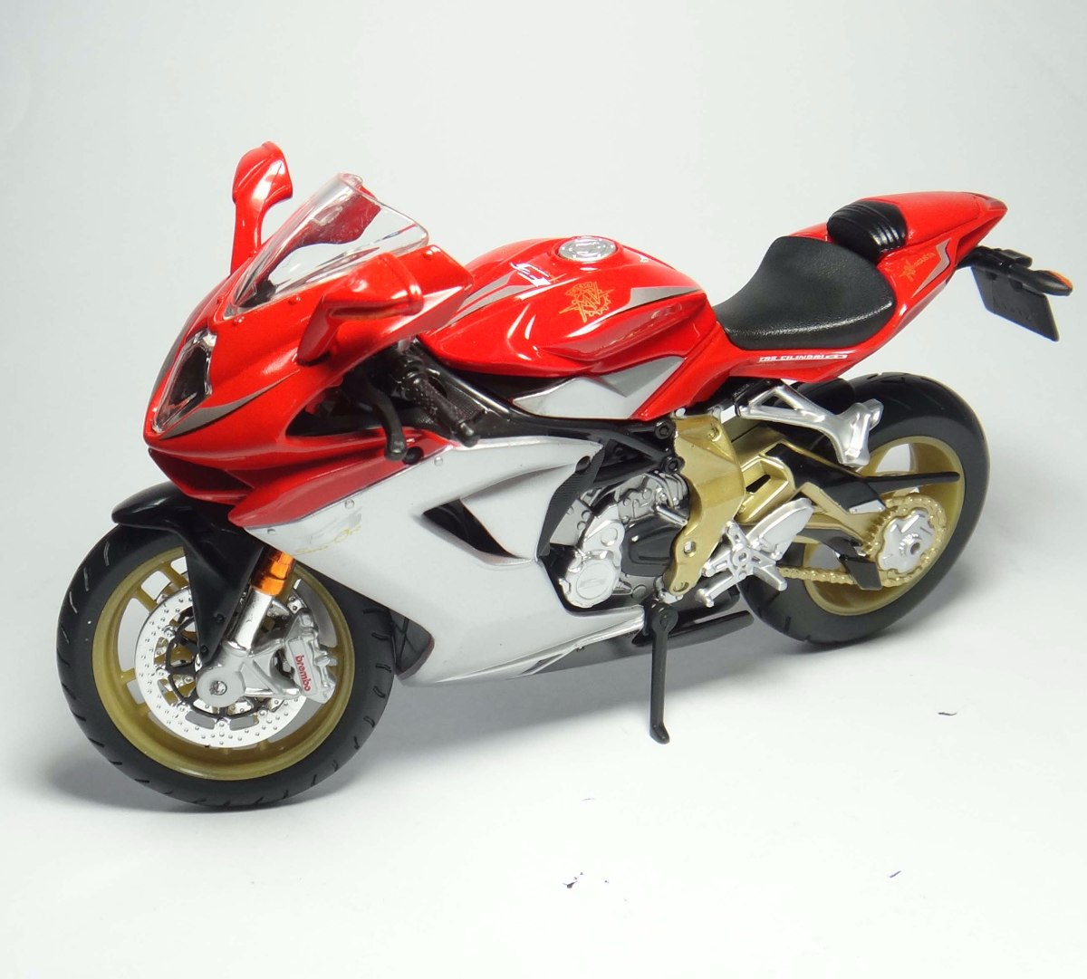 MV Agusta F3 Serie Oro 2012 images #114368