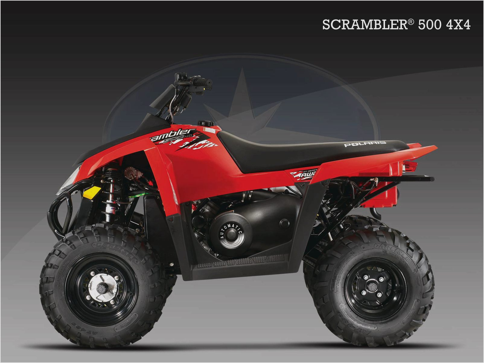 Polaris Scrambler 500 4x4 2006 images #121176