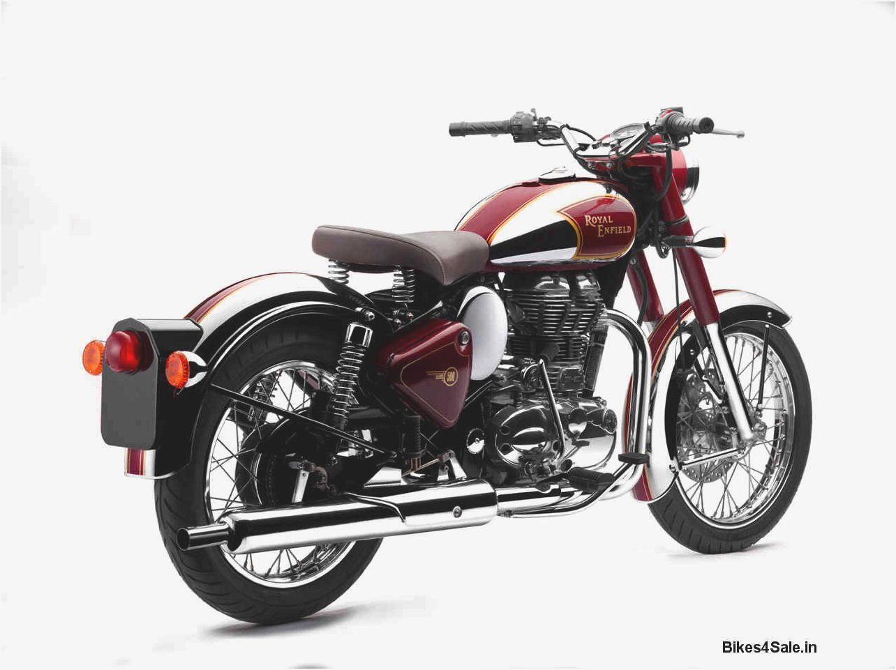 Royal Enfield Bullet 350 Classic 2005 images #123544