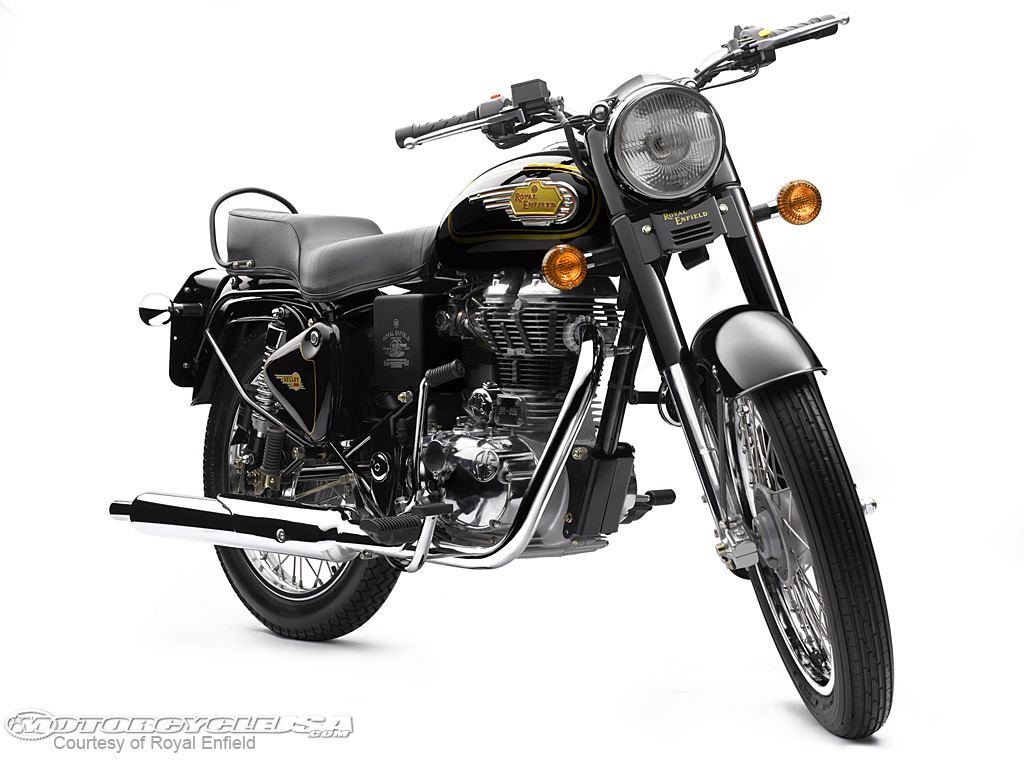 Royal Enfield Bullet 500 Army 2001 images #126027