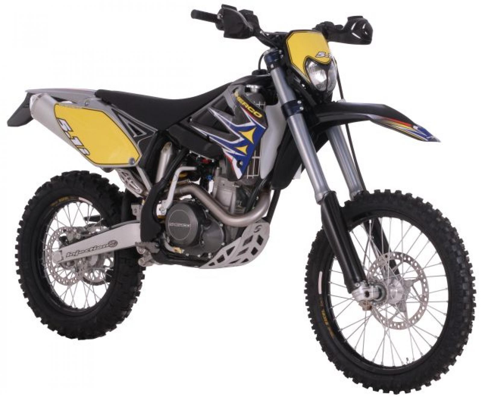 Sherco 125 Enduro Shark Replica images #124638