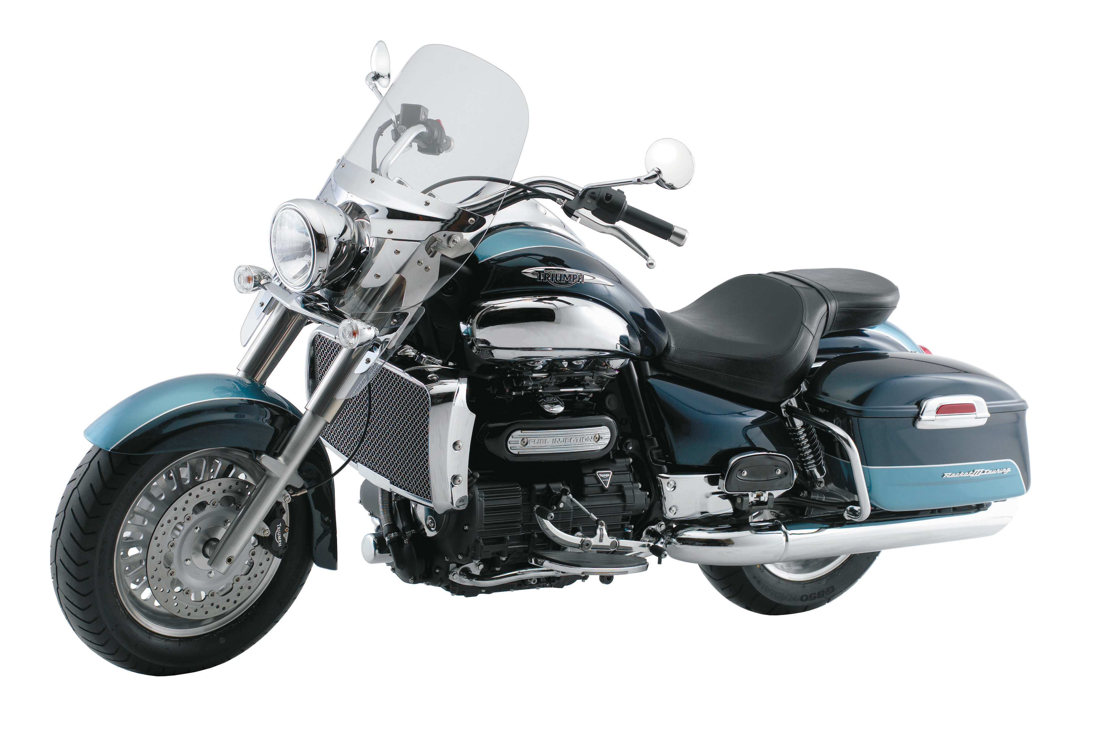 Triumph Rocket III Touring 2011 wallpapers #130756