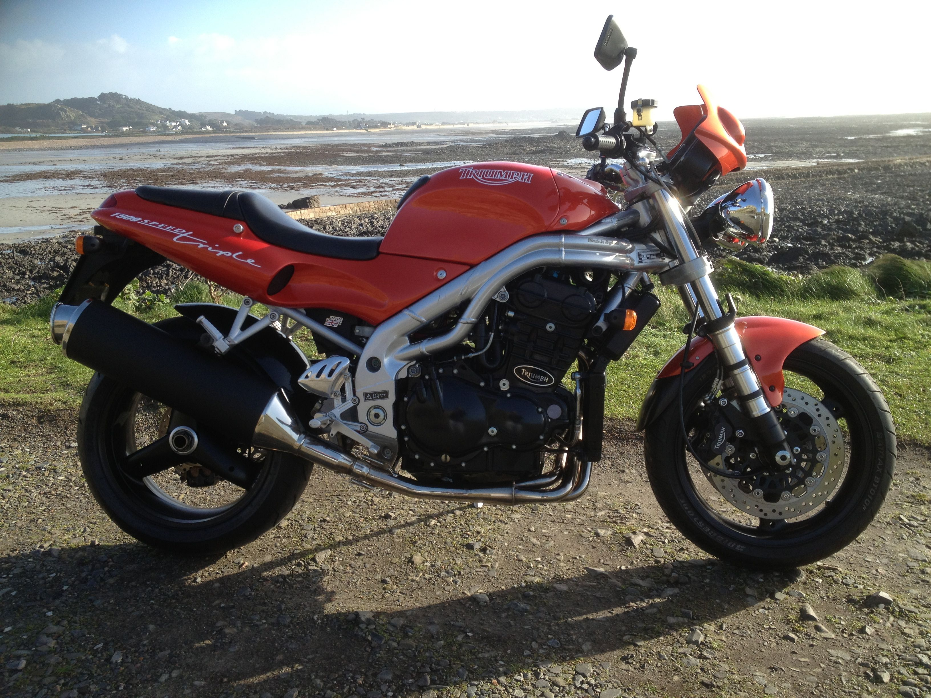 Triumph Speed Triple T509 images #162187