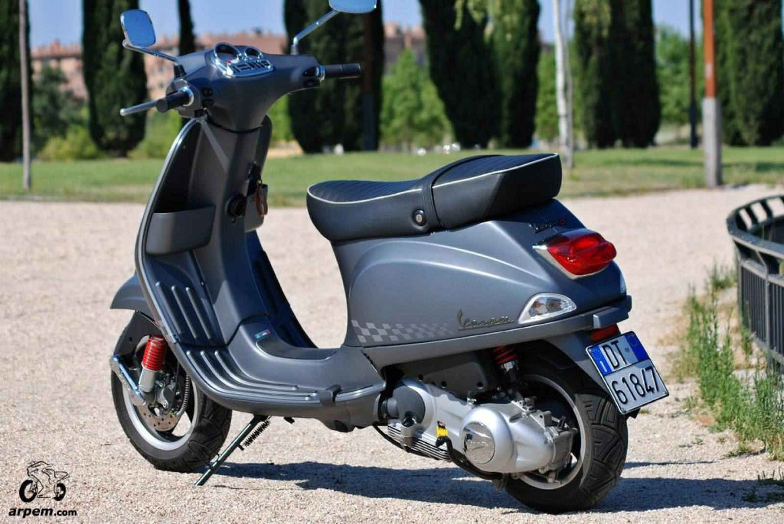 Vespa S College 2T 2011 wallpapers #131848