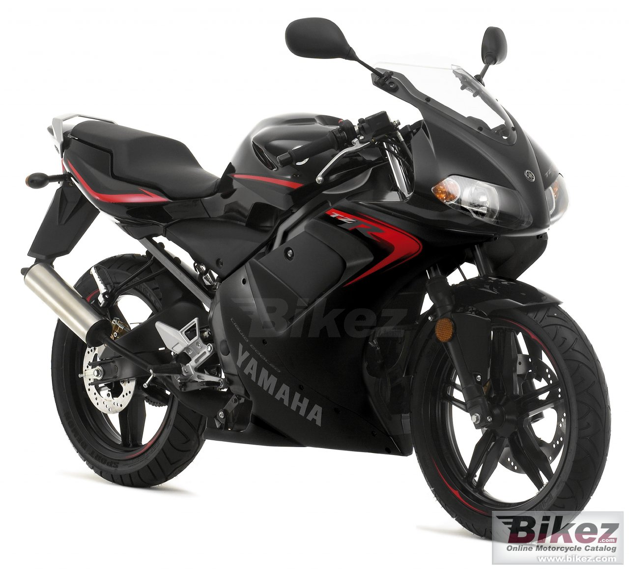 2006 Yamaha TZR 50 Pics Specs And