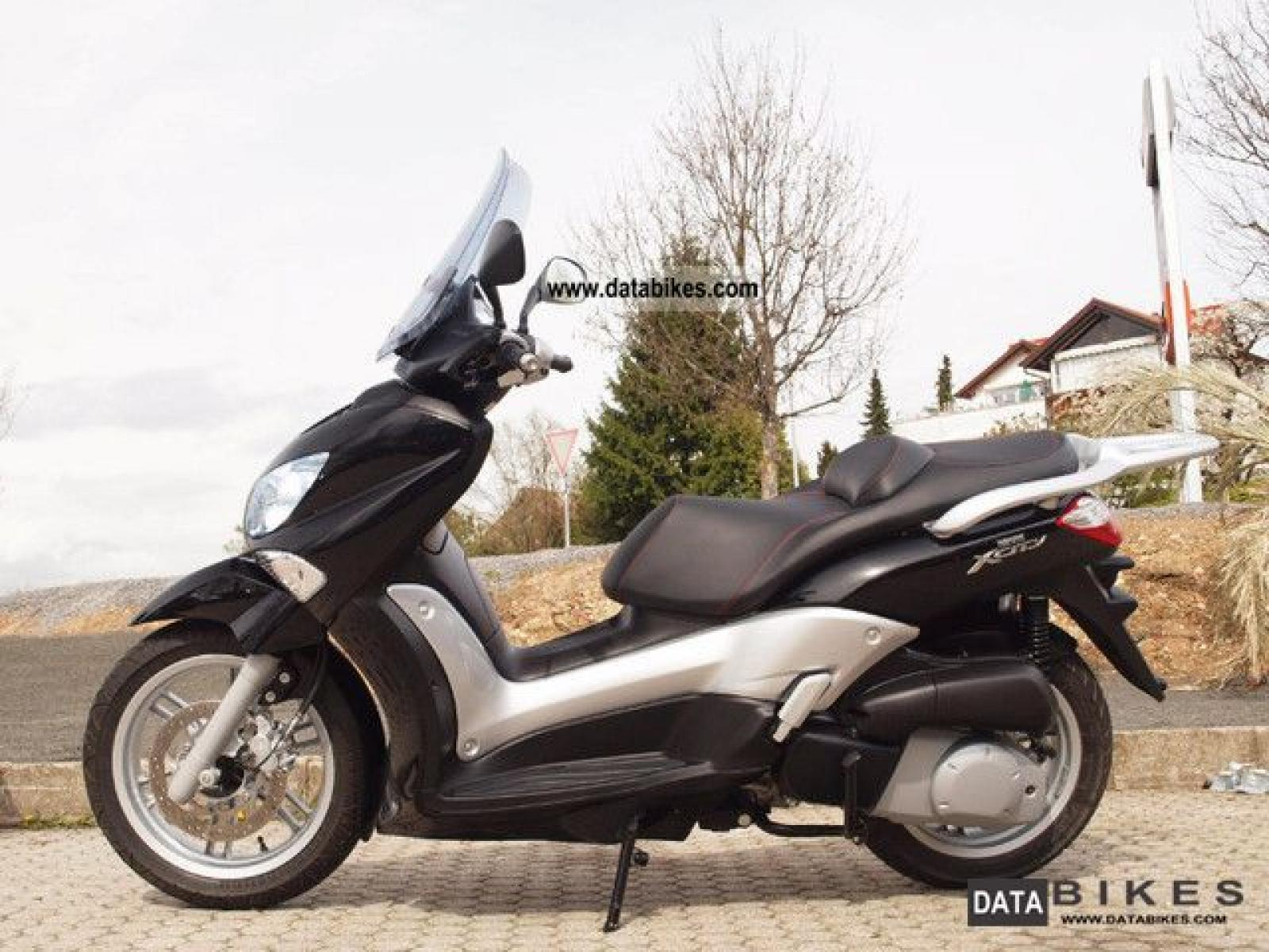 2010 yamaha x city 250 pics specs and information. Black Bedroom Furniture Sets. Home Design Ideas