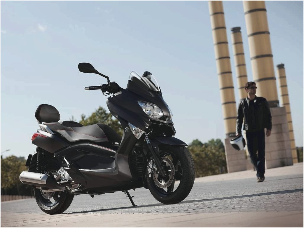 Yamaha X-MAX 125 Sports images #92127