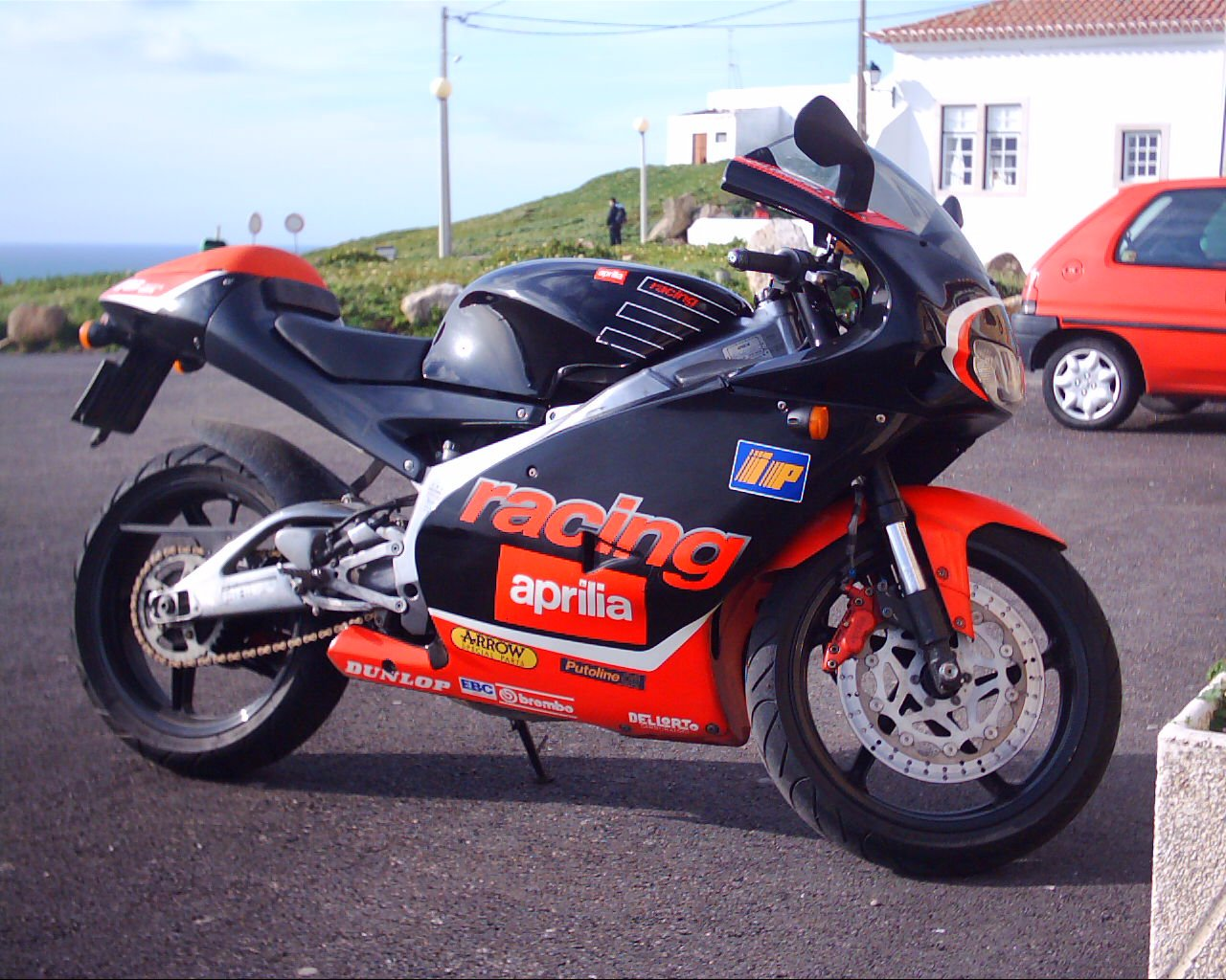Aprilia RS 125 2003 wallpapers #907