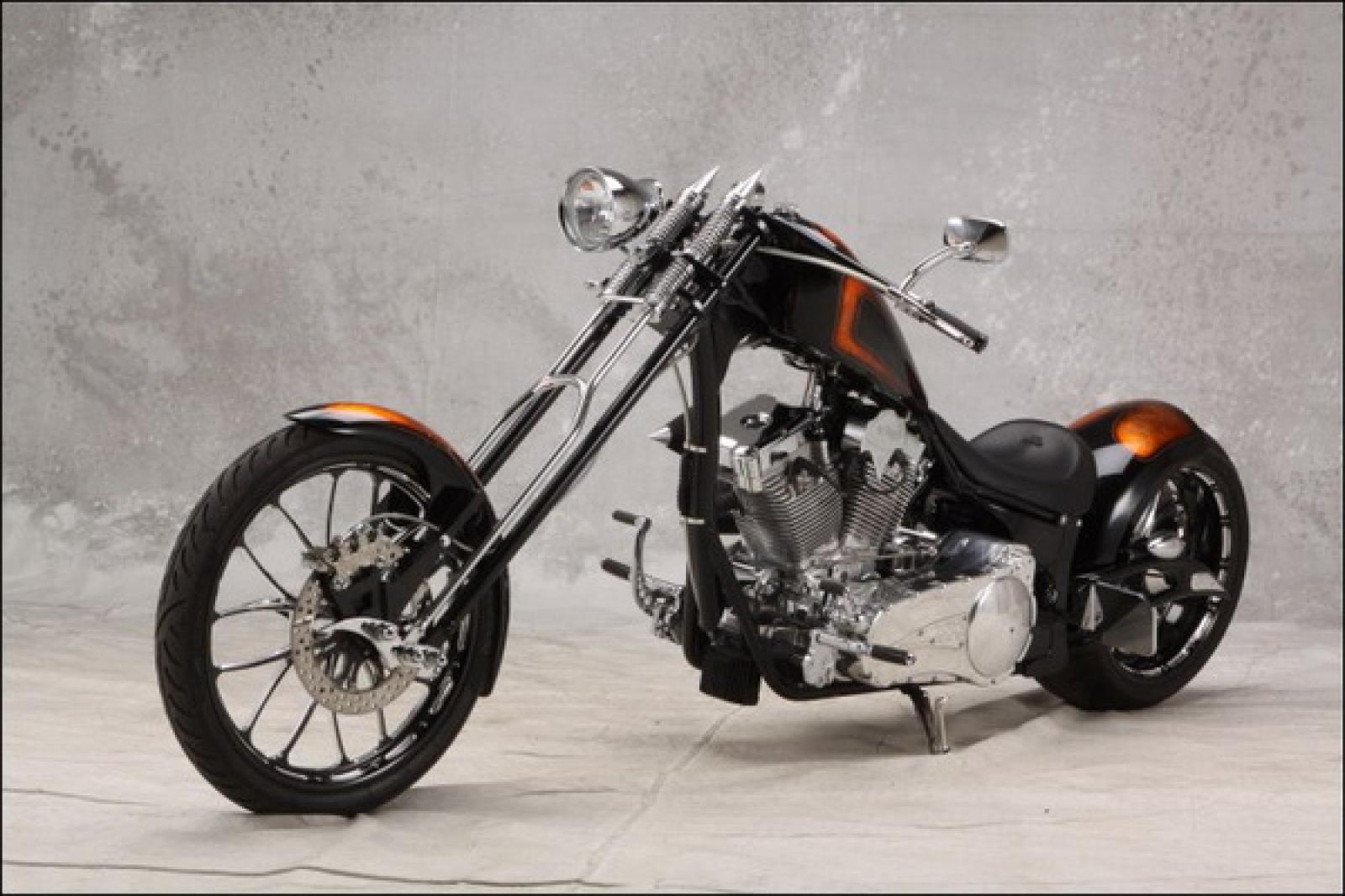 Big Bear Choppers Screamin Demon 100 Carb images #93318