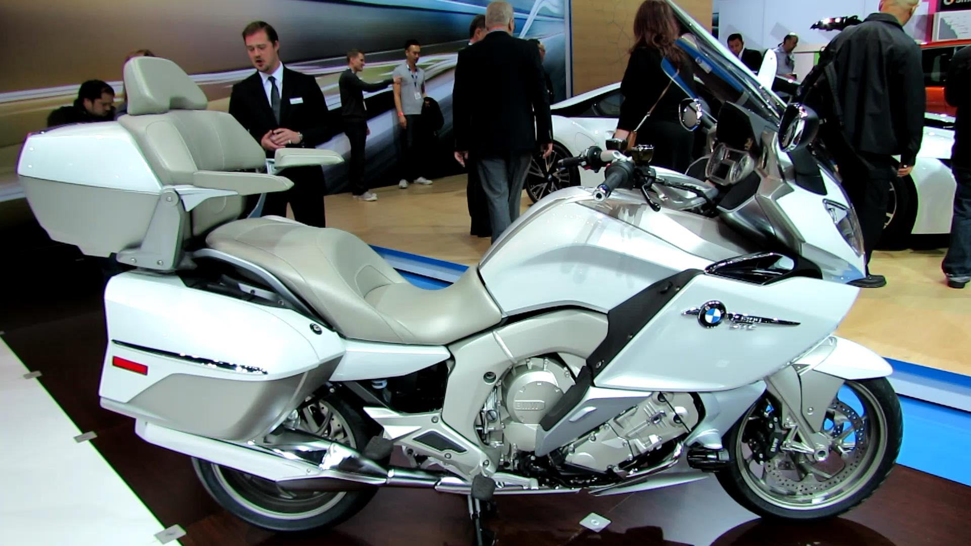 BMW K1600 GTL Exclusive 2014 images #167755