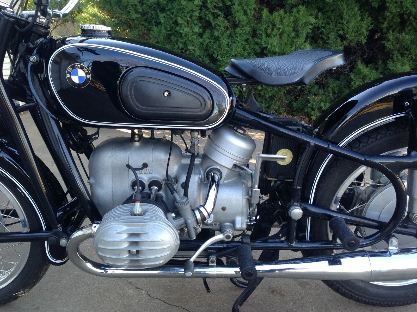 BMW R60/2 1965 wallpapers #144044