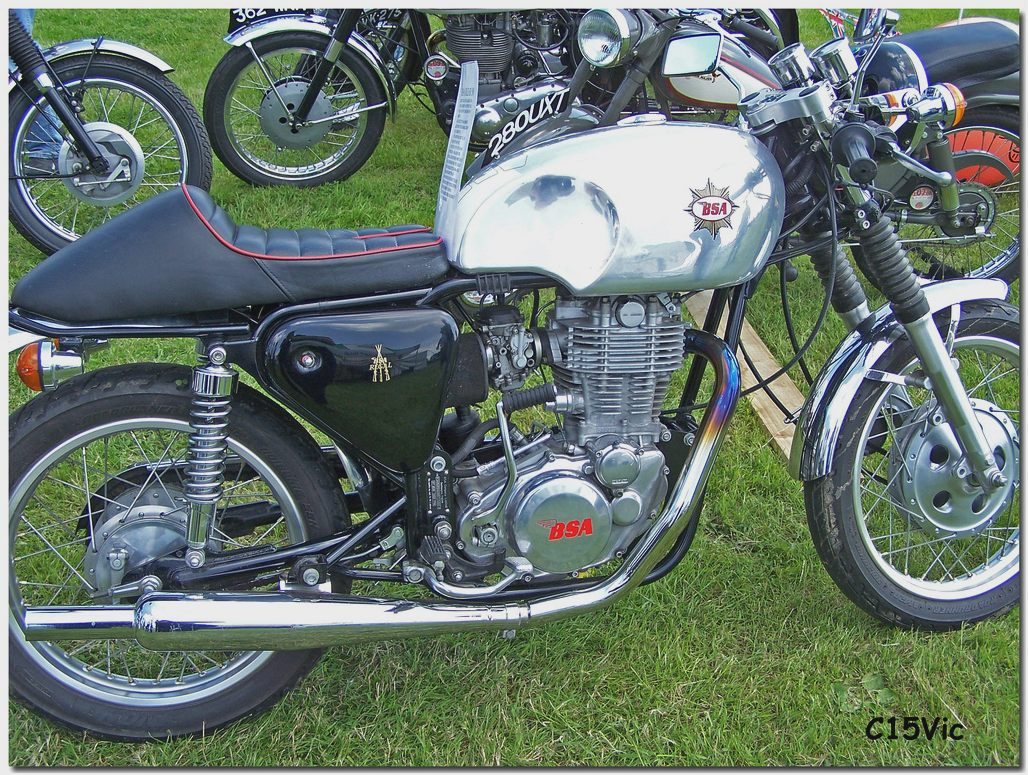 BSA SR 500 Gold 2000 images #65482