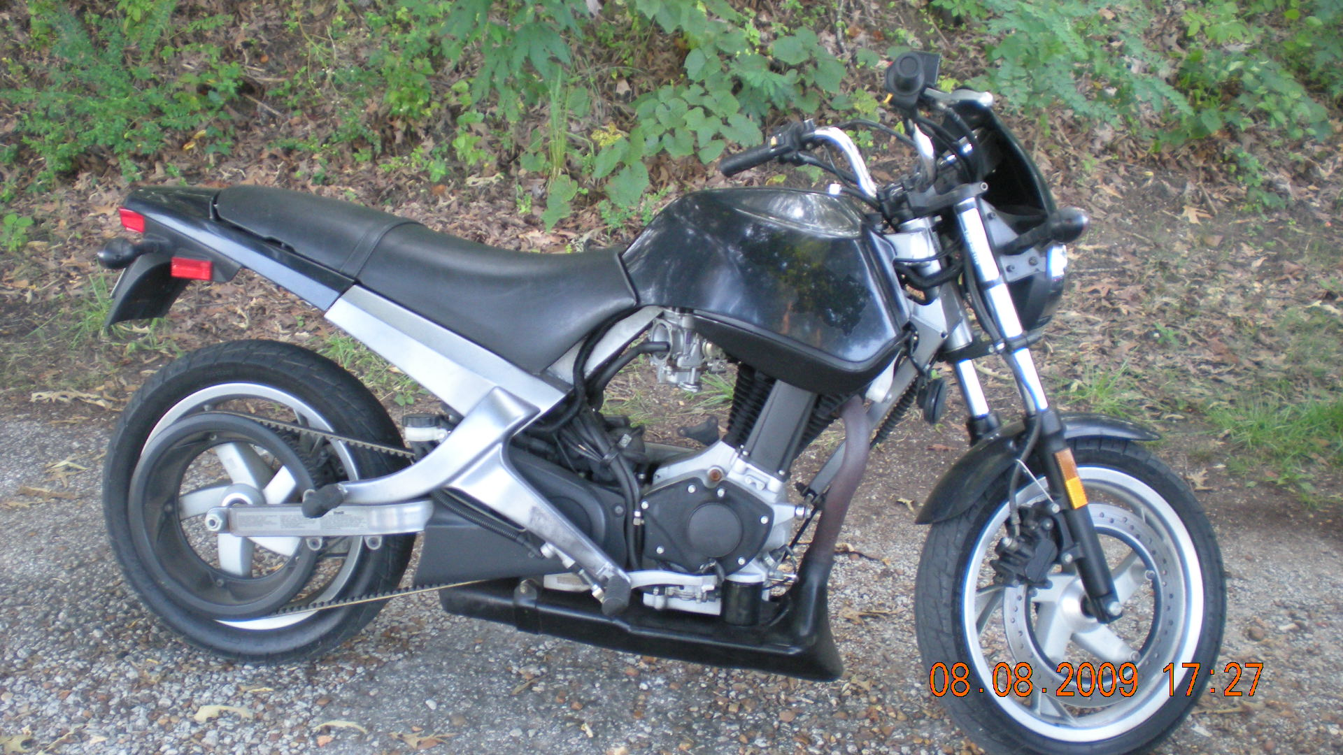 Buell Blast 2009 images #153366