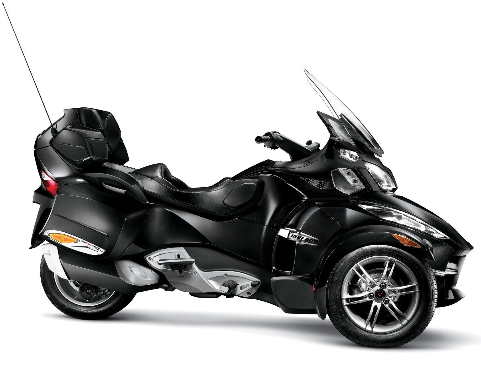 Can-Am Spyder RS-S 2011 images #94405