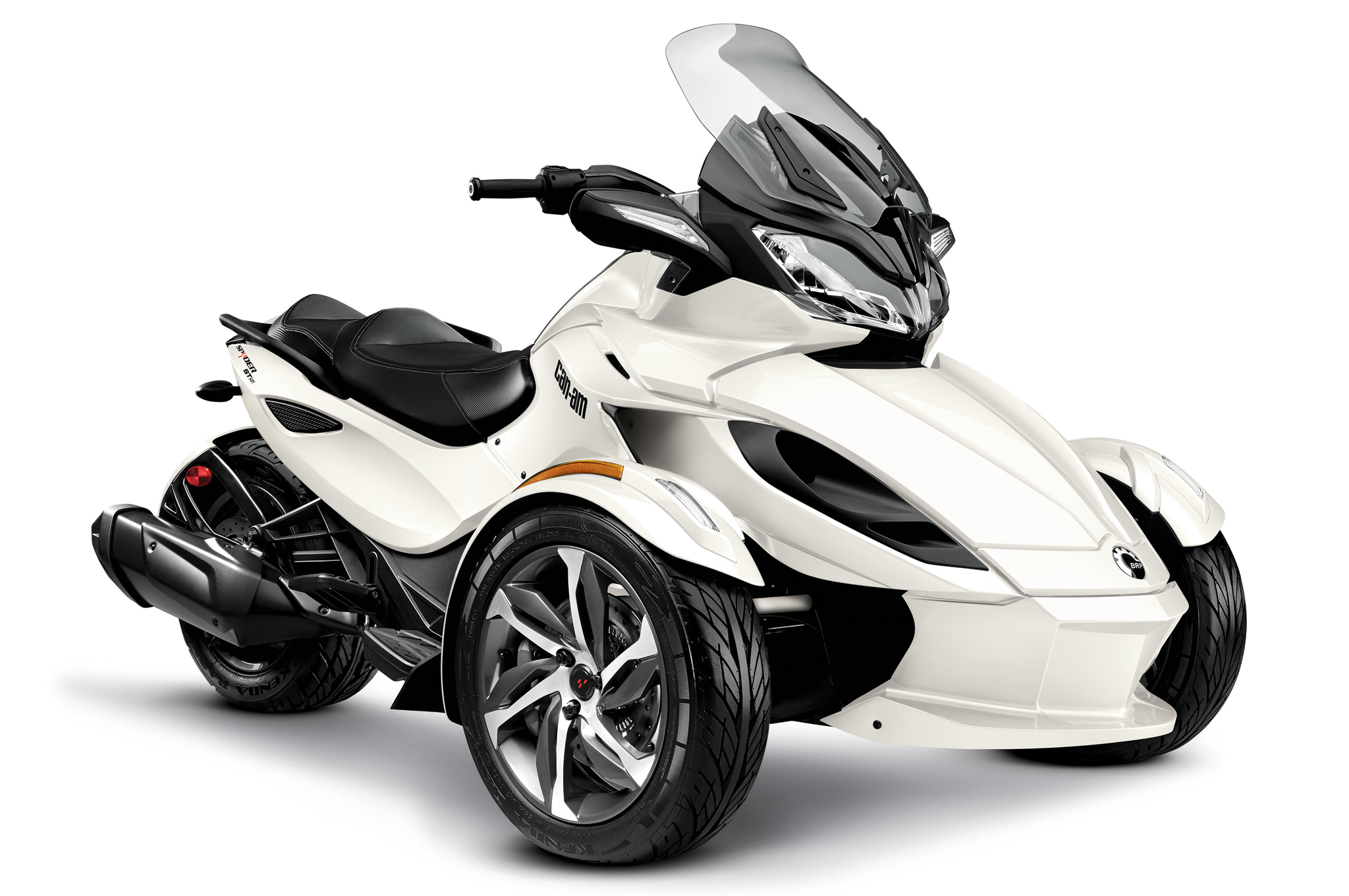 Can-Am Spyder ST 2014 images #68546