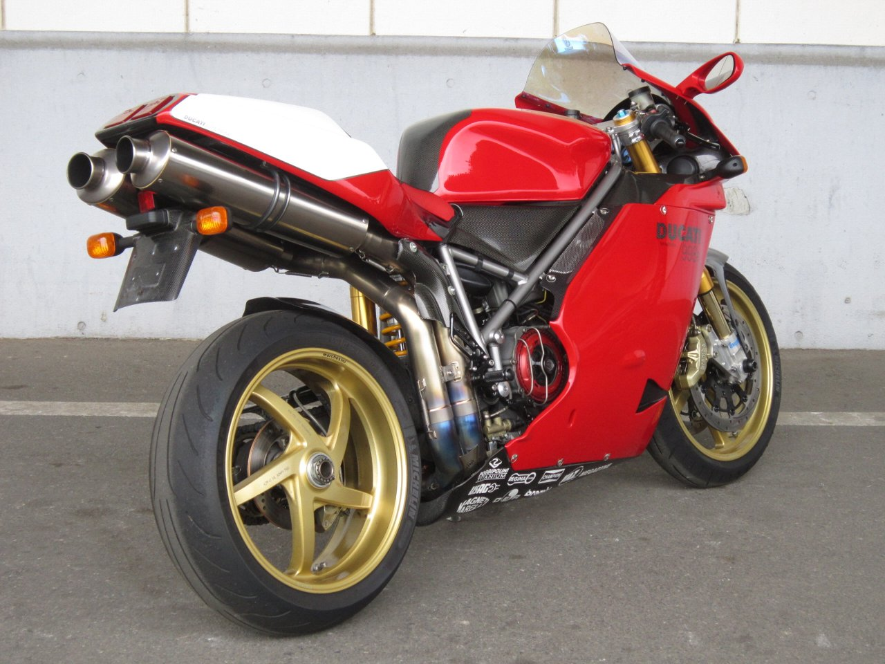 Ducati 998 R 2004 wallpapers #144839