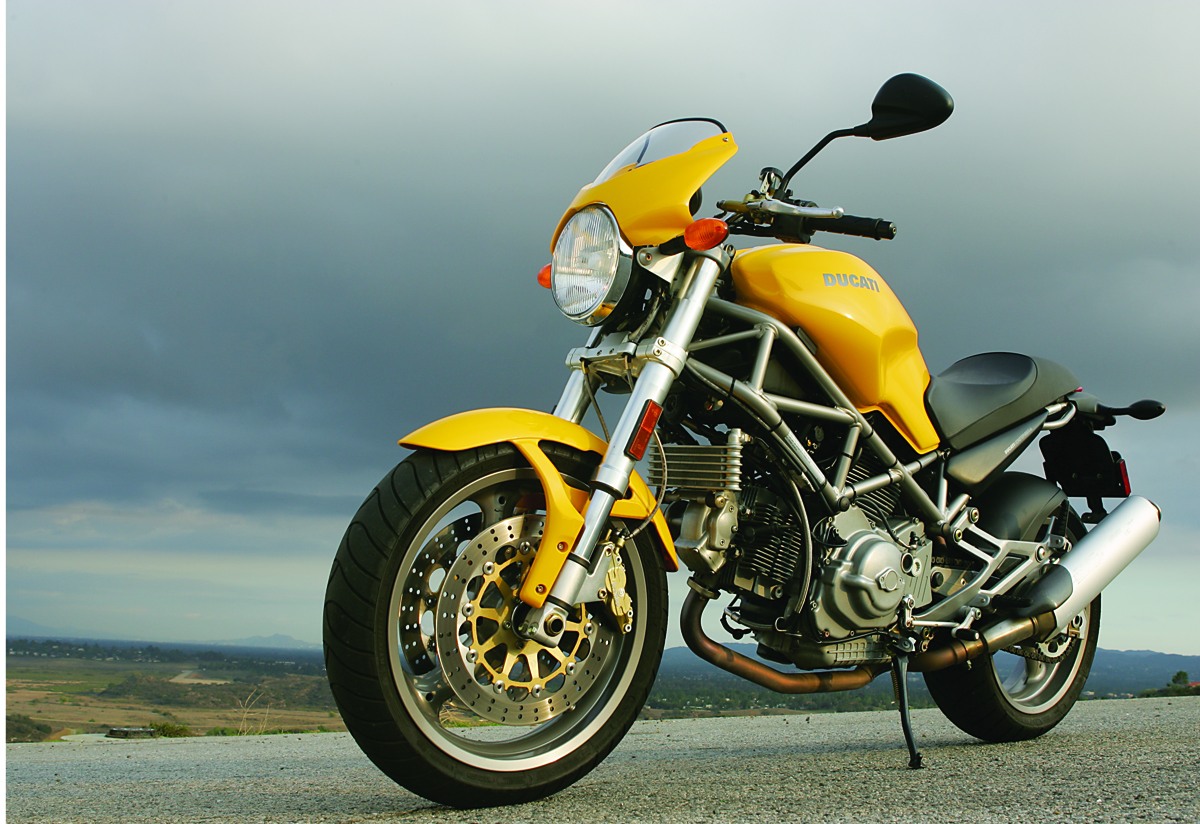 Ducati Monster 1000 S 2003 wallpapers #11322