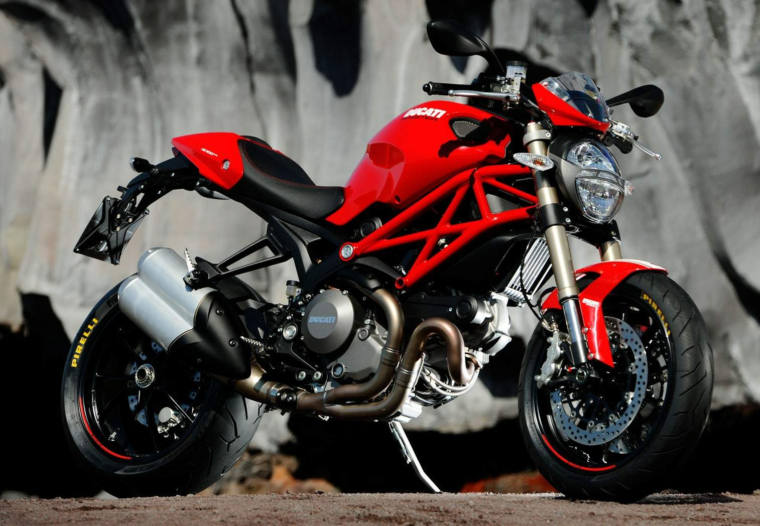 Ducati Monster 1100 EVO 2012 wallpapers #33450