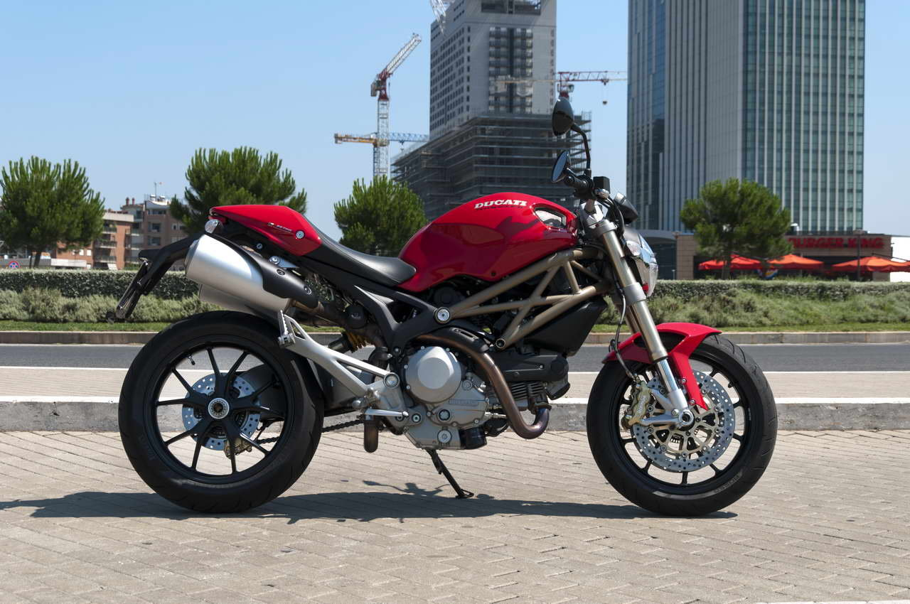Ducati Monster 796 Anniversary 2013 wallpapers #142157