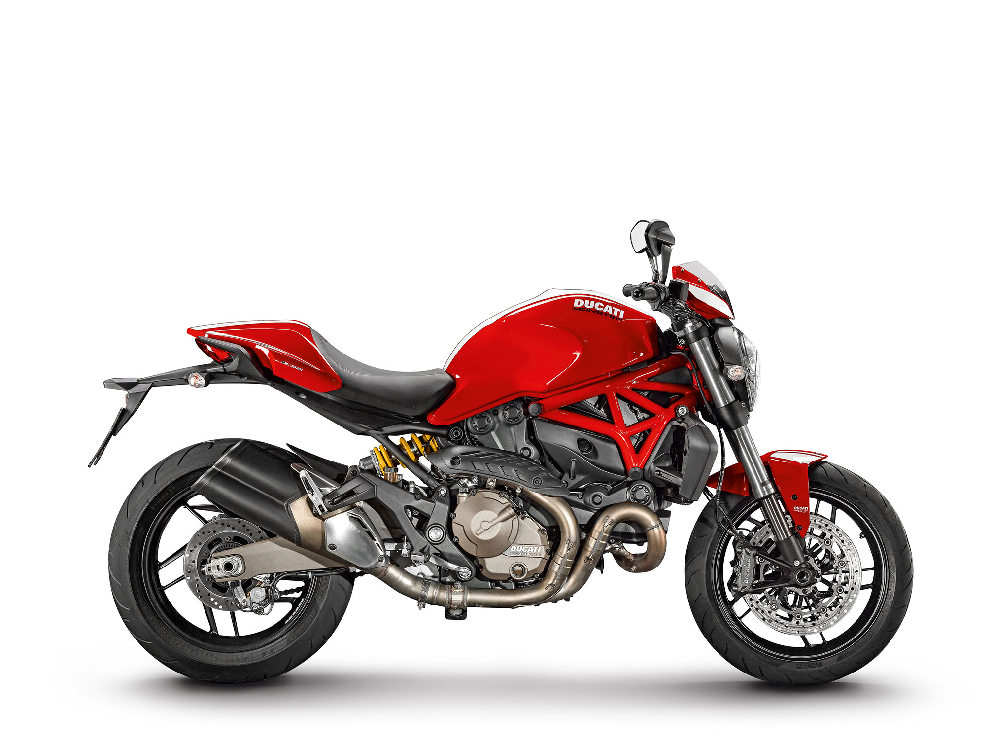 Ducati Monster 821 Stripe wallpapers #133336