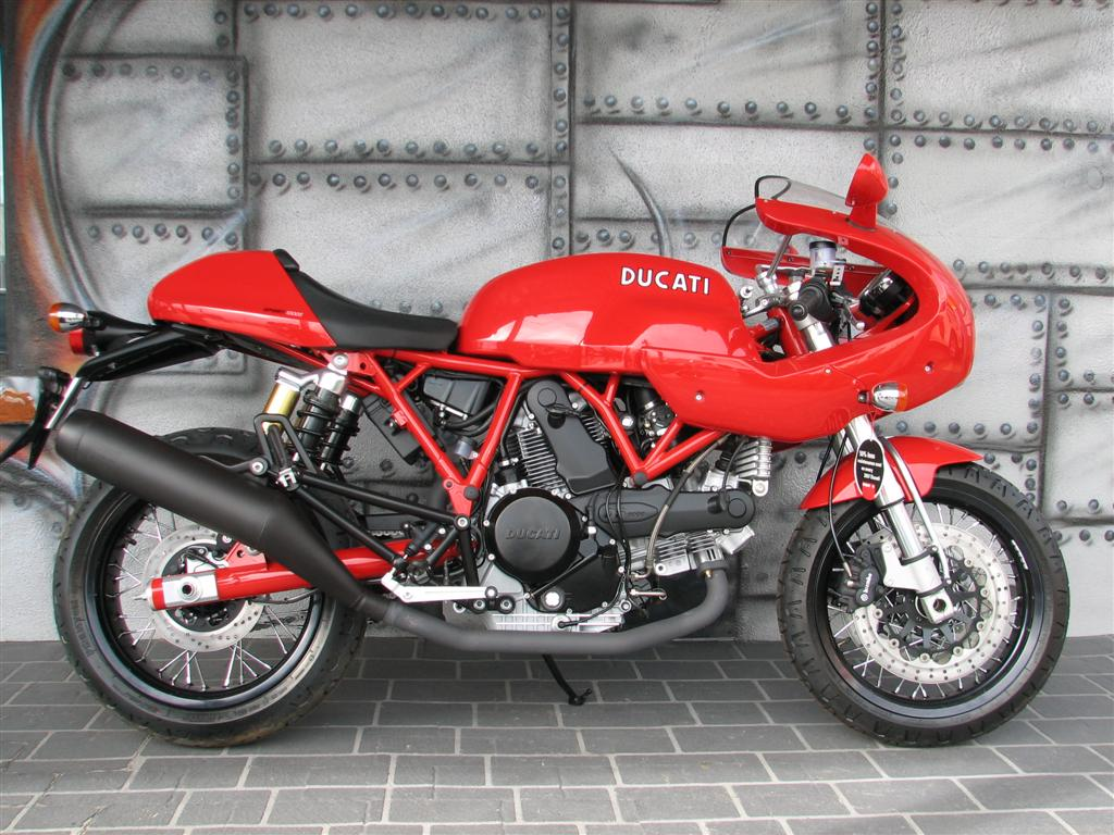 Ducati SportClassic Sport 1000 2006 wallpapers #11920