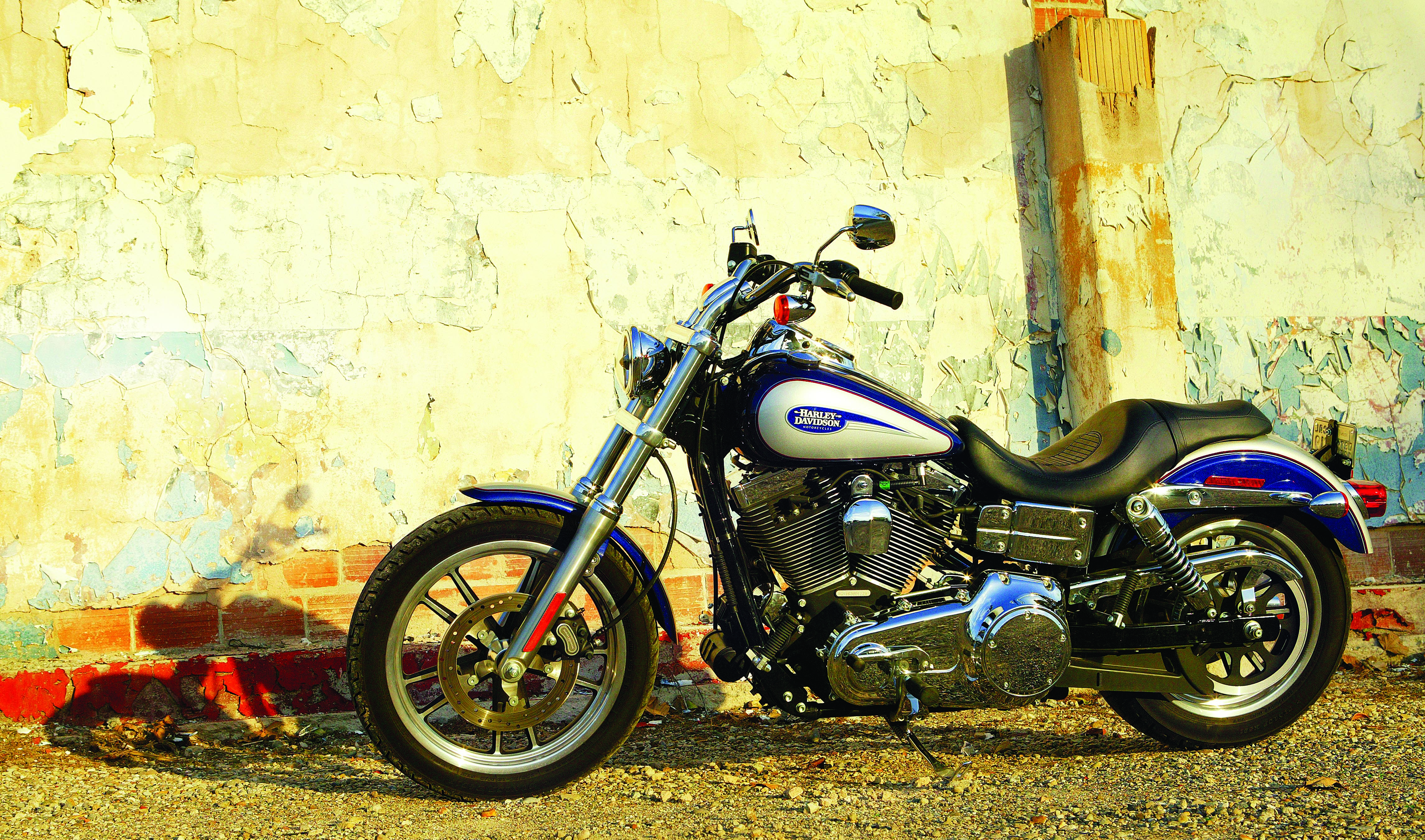Harley-Davidson FXDL Dyna Low Rider 1999 pics #17188