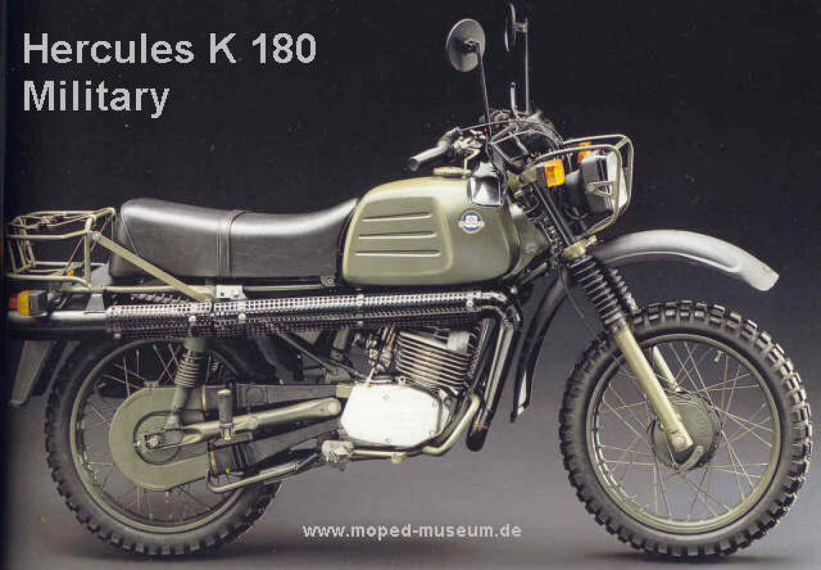 Hercules K 125 Military 1989 images #74683