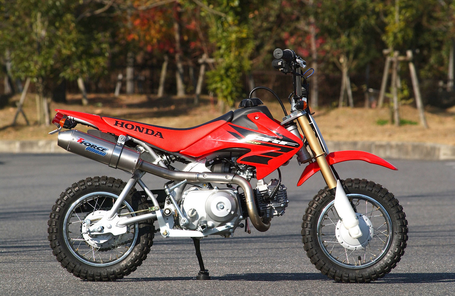 2007 Honda Crf 50 F Pic 7 How Big Is A 125cc Dirt Bike Back Download Picture Size 1500x977 Next