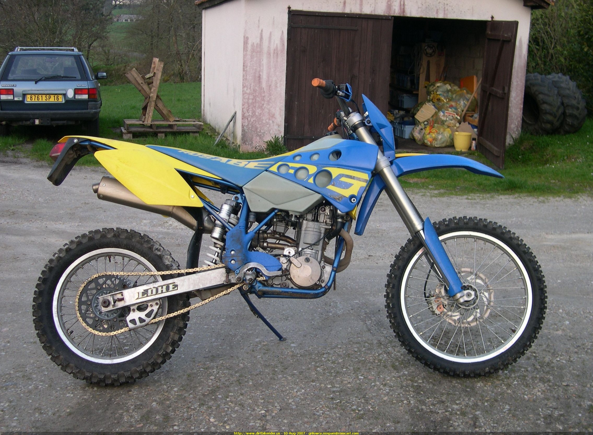 Husaberg FS 400 C wallpapers #137793