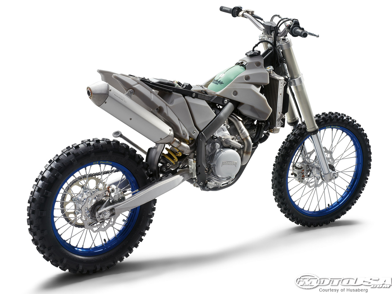 Husaberg FS 450 E 2006 wallpapers #144641