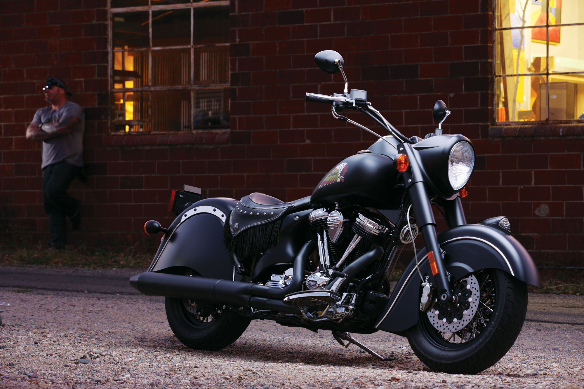 Indian Chief Standard 2011 images #97780